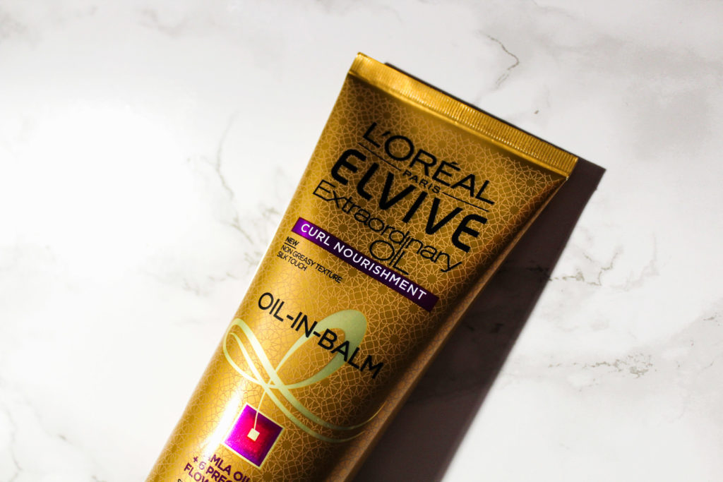 loreal elvive return to natural