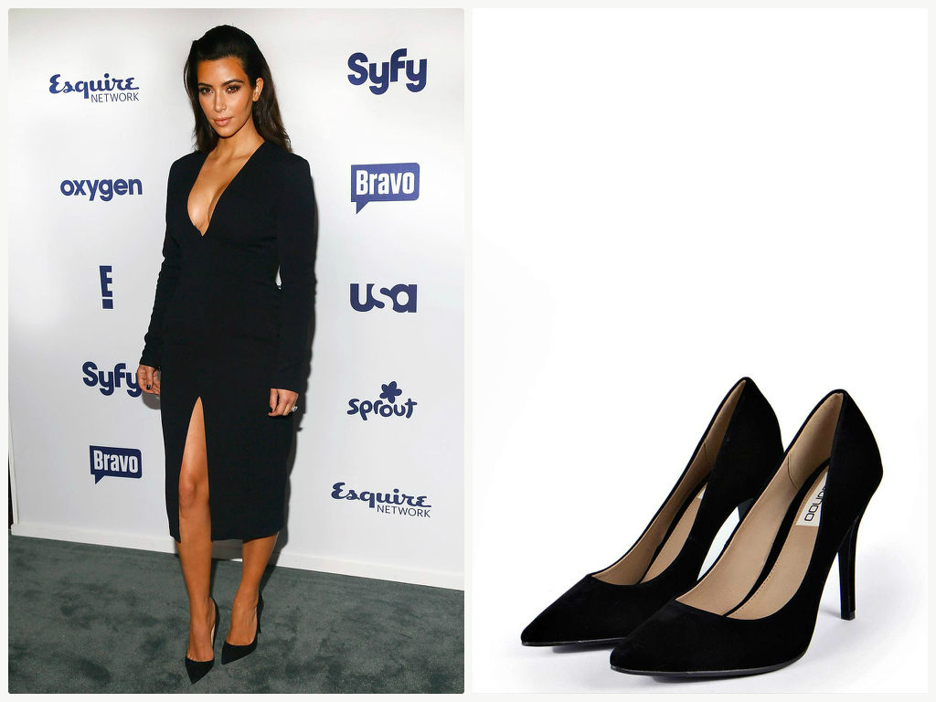 kim kardashian shoes collection