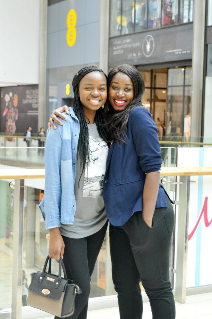 British fashion bloggers Leicester UK BLUR JACKET BLACK SWEAT PANTS High cross mall